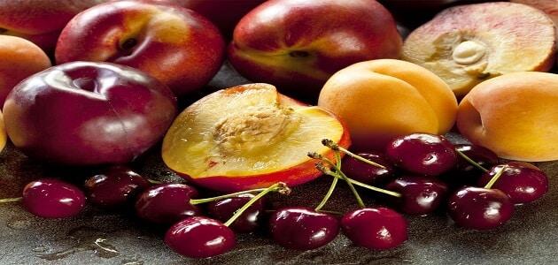 ما هي اقل الفواكه سعرات حرارية
