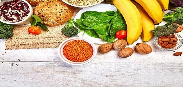 نظام غذائي صحي اسبوعي متكامل